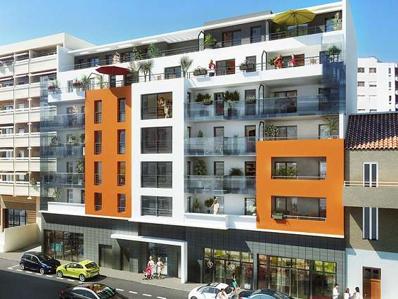 Achat immobilier neuf marseille 4 me 4 me for Achat t2 marseille